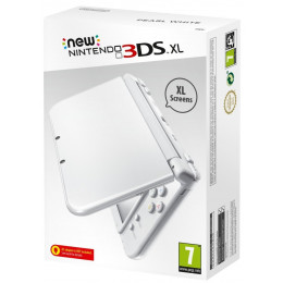 Coperta NEW 3DS XL CONSOLE PEARL WHITE - GDG