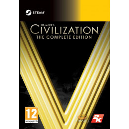 Coperta CIVILIZATION V COMPLETE EDITION - PC (STEAM CODE)