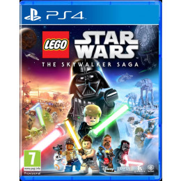 Coperta LEGO STAR WARS THE SKYWALKER SAGA - PS4