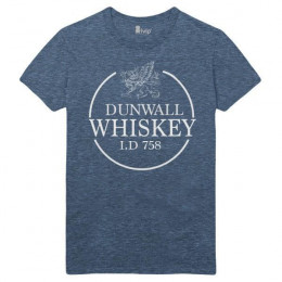 Coperta DISHONORED 2 DUNWALL WHISKEY TSHIRT L