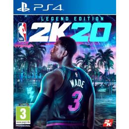 Coperta NBA 2K20 LEGEND EDITION - PS4