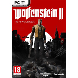 Coperta WOLFENSTEIN 2 THE NEW COLOSSUS - PC