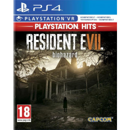 Coperta RESIDENT EVIL 7 BIOHAZARD PLAYSTATION HITS - PS4