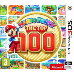 Coperta MARIO PARTY THE TOP 100 - 3DS