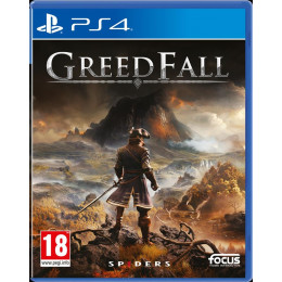 Coperta GREEDFALL - PS4
