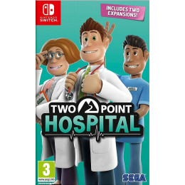 Coperta TWO POINT HOSPITAL - SW