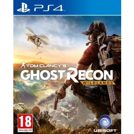 Coperta GHOST RECON WILDLANDS - PS4