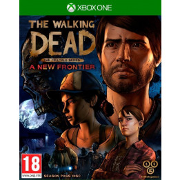 Coperta TELLTALE THE WALKING DEAD A NEW FRONTIER - XBOX ONE