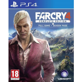 Coperta FAR CRY 4 COMPLETE EDITION - PS4