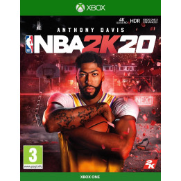 Coperta NBA 2K20 - XBOX ONE