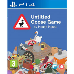 Coperta UNTITLED GOOSE GAME - PS4