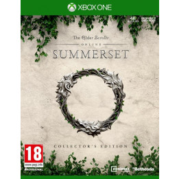Coperta THE ELDER SCROLLS ONLINE SUMMERSET COLLECTORS EDITION - XBOX ONE