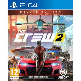 Coperta THE CREW 2 DELUXE EDITION - PS4
