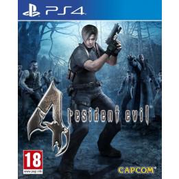 Coperta RESIDENT EVIL 4 - PS4