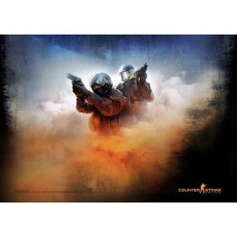 Coperta COUNTER-STRIKE GLOBAL OFFENSIVE BLUE POSTER