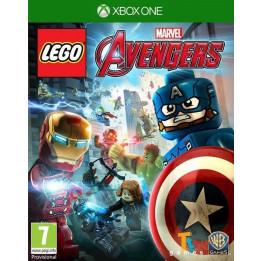 Coperta LEGO MARVEL AVENGERS - XBOX ONE