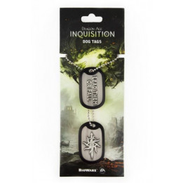 Coperta DRAGON AGE DOG TAGS THE INQUISITION