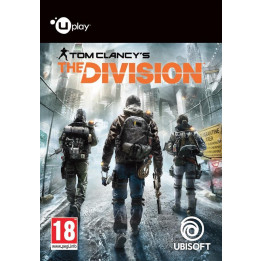 Coperta THE DIVISION - PC (UPLAY CODE)