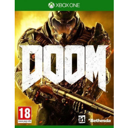 Coperta DOOM D1 EDITION - XBOX ONE