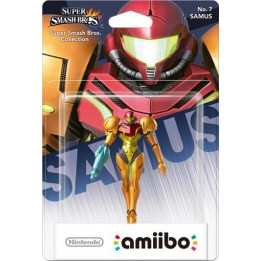 Coperta AMIIBO SAMUS NO. 7 (SUPER SMASH)