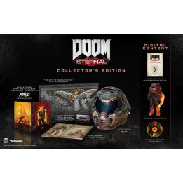 Coperta DOOM ETERNAL COLLECTORS EDITION - PS4