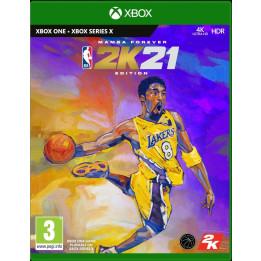 Coperta NBA 2K21 MAMBA FOREVER EDITION - XBOX ONE