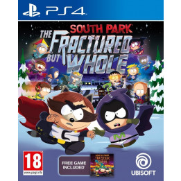 Coperta SOUTH PARK THE FRACTURED BUT WHOLE - PS4