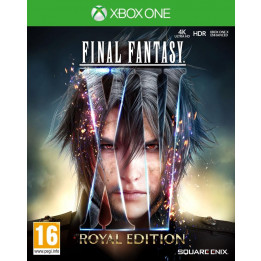 Coperta FINAL FANTASY XV ROYAL EDITION - XBOX ONE