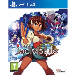Coperta INDIVISIBLE - PS4