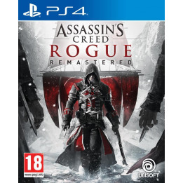 Coperta ASSASSINS CREED ROGUE REMASTERED - PS4