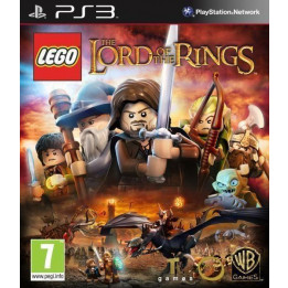 Coperta LEGO LORD OF THE RINGS ESSENTIALS - PS3