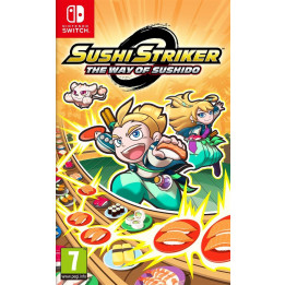 Coperta SUSHI STRIKER THE WAY OF SUSHIDO - SW