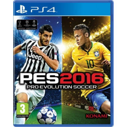 Coperta PRO EVOLUTION SOCCER 2016 - PS4