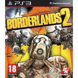 Coperta BORDERLANDS 2 - PS3