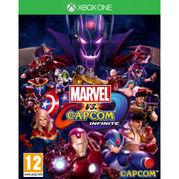 Coperta MARVEL VS CAPCOM INFINITE - XBOX ONE
