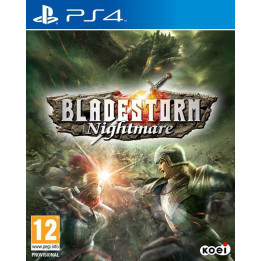 Coperta BLADESTORM NIGHTMARE - PS4