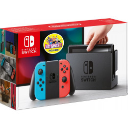 Coperta NINTENDO SWITCH CONSOLE & JUST DANCE 2019 BUNDLE - GDG