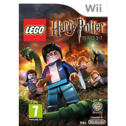 Coperta LEGO HARRY POTTER YEARS 5-7 - WII