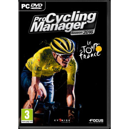 Coperta PRO CYCLING MANAGER 2016 - PC
