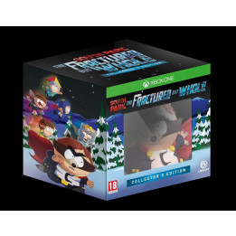 Coperta SOUTH PARK THE FRACTURED BUT WHOLE COLLECTORS EDITION - XBOX ONE