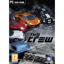 Coperta THE CREW - PC