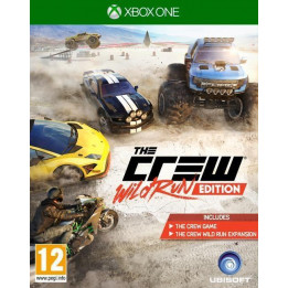 Coperta THE CREW WILD RUN EDITION - XBOX ONE