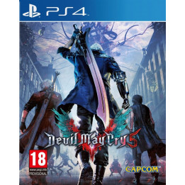 Coperta DEVIL MAY CRY 5 - PS4
