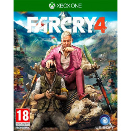 Coperta FAR CRY 4 - XBOX ONE