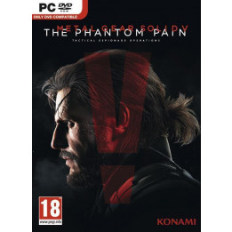 Coperta METAL GEAR SOLID 5 THE PHANTOM PAIN D1 EDITION - PC