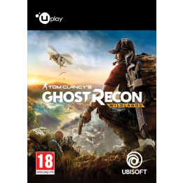 Coperta GHOST RECON WILDLANDS - PC (UPLAY CODE)
