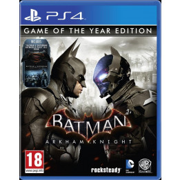 Coperta BATMAN ARKHAM KNIGHT GOTY - PS4
