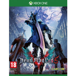 Coperta DEVIL MAY CRY 5 - XBOX ONE