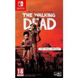 Coperta TELLTALE THE WALKING DEAD SEASON 4 - SW