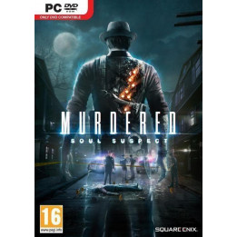 Coperta MURDERED SOUL SUSPECT - PC